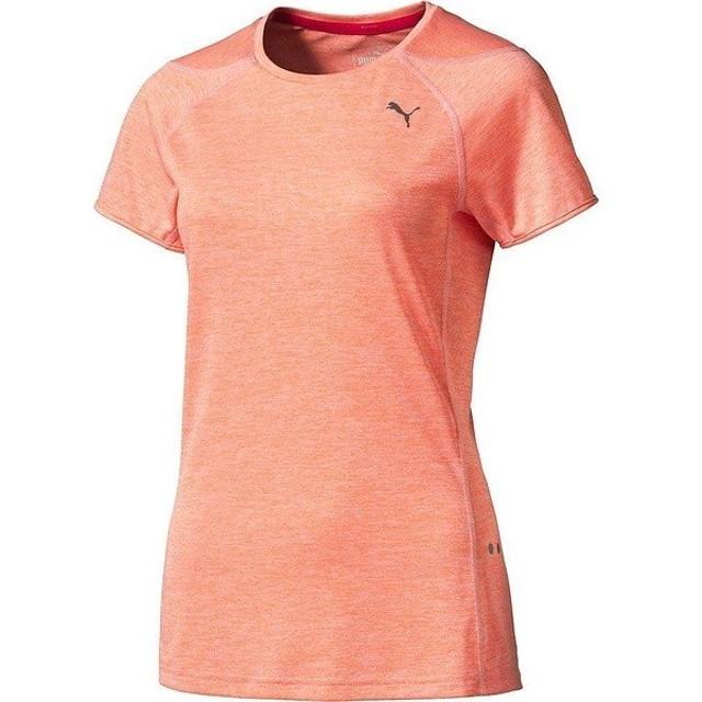(セール)PUMA(プーマ)レディーススポーツウェア Tシャツ SS TEE Z 514390-03 レディース S 3