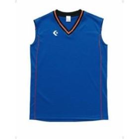 コンバース バスケットボール ウィメンズゲームシャツCB36712 14SS Rブルー/オレンジ ケームシャツ・パンツ(cb36712-2556)