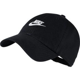 (セール)NIKE(ナイキ)スポーツアクセサリー 帽子 ナイキ H86 フーチュラ ウォッシュド キャップ 913011-010 MISC ブラック/ブラック/(ホワイト)