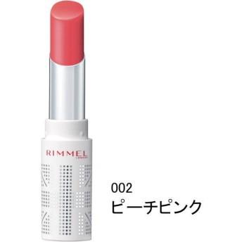 RIMMEL(リンメル) ラスティングフィニッシュ ティントリップ 002ピーチピンク