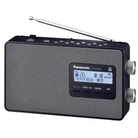 パナソニック RF-U180TV-K(ブラック) ワンセグTV音声-FM-AM 3バンドレシーバー