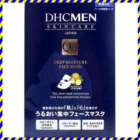 DHCMEN ディープモイスチュア フェースマスク 4枚入 パック