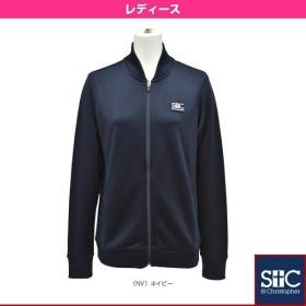 セントクリストファー テニス・バドミントンウェア(レディース)  ジャージ ZIP ジャケット/レディース(STC-AHW6091)