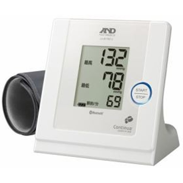 納期約1~2週間 A&D UA-851PBT-C-W パーソナル血圧計 UA851PBTCW