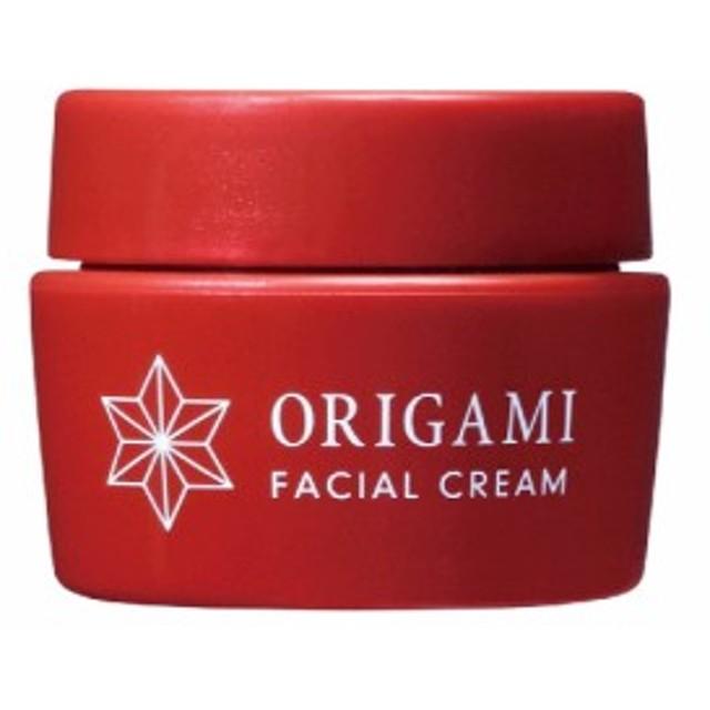 ORIGAMI フェイスクリーム 米麹エキス、米酢発酵エキス配合フェイシャルクリーム 30ml