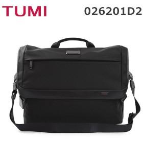 TUMI メッセンジャーバッグ トゥミ 026201D2 ショルダーバッグ ブラック 黒 メンズ Messenger 18SS