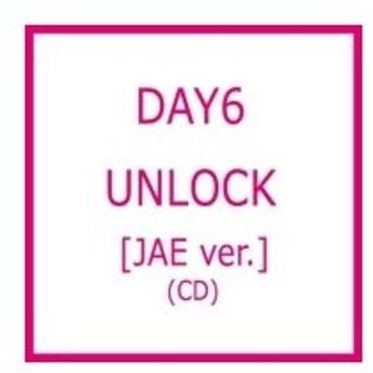 DAY6 / UNLOCK [JAE ver.]  〔CD〕