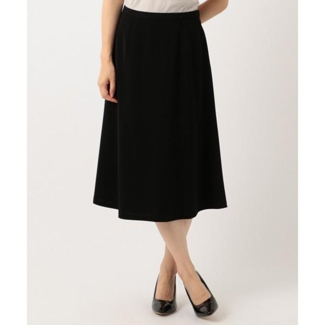 JANE MORE ジェーン モア 2WAY ポプリン素材 フレアスカート