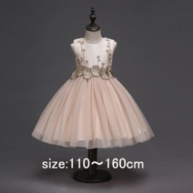 f646245440b5c 子供ドレス 令嬢テイストのアンティークレースドレス チュールスカート ...