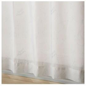 【送料無料!】お星さまボイルレースカーテン(ふしぎのくに) レースカーテン・ボイルカーテン