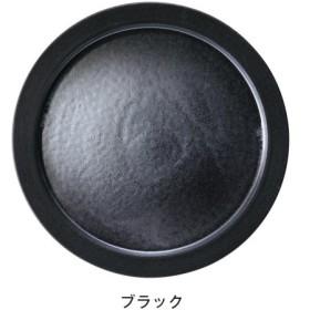お皿 信楽焼のプレート ブラック ミニ