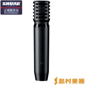 SHURE シュア PGA81-LC コンデンサーマイク PGA81LC〔国内正規品〕