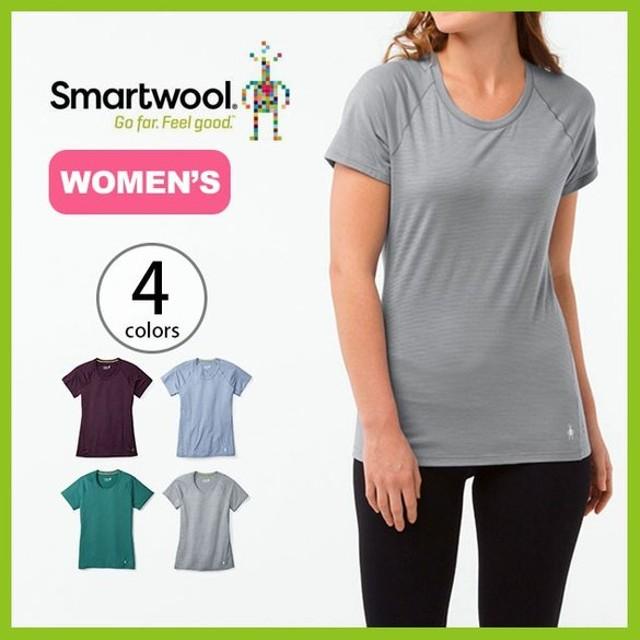 Smartwool スマートウール 【ウィメンズ】メリノ150ベースレイヤーパターンショートスリーブ
