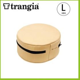 trangia トランギア ストームクッカー用レザーケースLサイズ