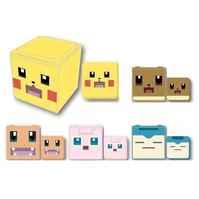 ポケモンクエスト ポクセルボックス 10個入りBOX (食玩)[タカラトミーアーツ]《在庫切れ》