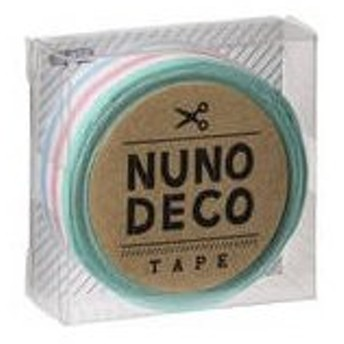 KAWAGUCHI/カワグチ 【NUNO DECO】布デコテープ カミフウセン 11-855