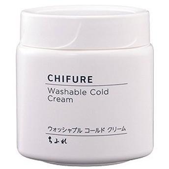 ちふれ化粧品 ウォッシャブルコールドクリーム N300g チフレWコールドC(300