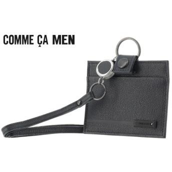 コムサメン IDケース Ombre オンブル 5682 COMME CA MEN カードケース 牛革 本革 レザー メンズ [PO5]
