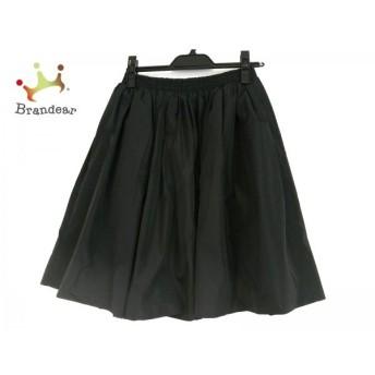 デザイナーズリミックスコレクション スカート サイズ36 S レディース 黒 CHARLOTTE ESKILDSEN           スペシャル特価 20200216