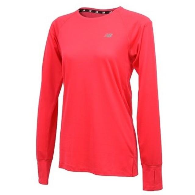 1ec028f3c743f ニューバランス NEW BALANCE レディース R360 ロングスリーブTシャツ スポーツ フィットネス 長袖 Tシャツ