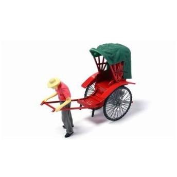 Tiny City 1/35 人力車 フィギュア付き[TINY]《在庫切れ》
