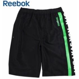 Reebok(リーボック) サーフパンツ 水着 子供 男の子 キッズ ジュニア トランクス 海水パンツ スイ