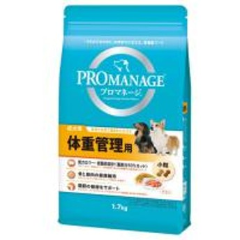 プロマネージ 成犬用 体重管理用 1.7kg ドッグフード