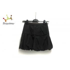 チェスティ Chesty バルーンスカート サイズ0 XS レディース 黒             スペシャル特価 20190801