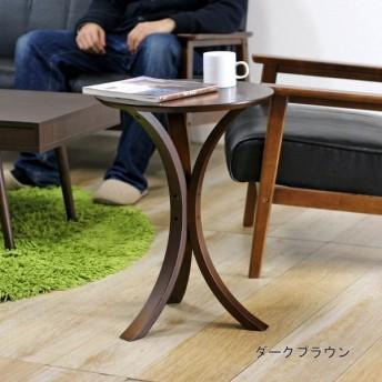 サイドテーブル おしゃれ ソファーサイドテーブル カラー ブラック