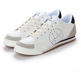 【BARNS soho street】アキュパンクチャー acupuncture Acupuncture クレオダ WHT/BLK (WHI/BK)