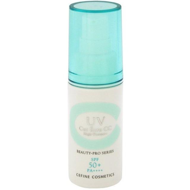 セフィーヌ CEFINE ビューティプロ UVカットエクリュ CCハイプロテクト+ 30g 化粧品 コスメ