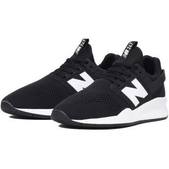 (セール)New Balance(ニューバランス)シューズ カジュアル MS247EB D MS247EB D メンズ BLACK