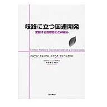 岐路に立つ国連開発/ブルース・ジェンクス
