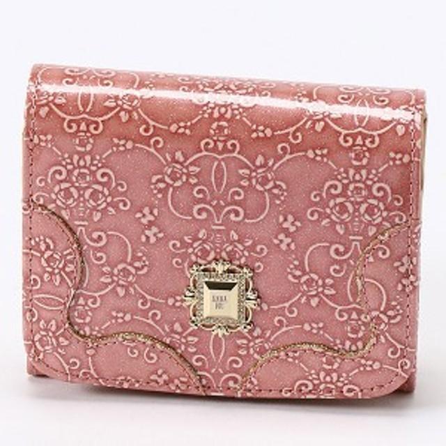 アナスイ(ANNA SUI)/ルーミー 【新型】二つ折りBOX財布