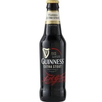 ギネス エクストラスタウト 瓶 330ml 1ケース(24本入) キリン ワンウェイビン