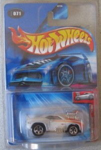 Hot Wheels 2000-087 First Editions Sho-Stopper 27//36 ORANGE #087 Mattel