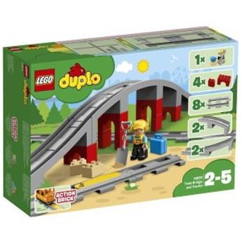5702016117240:レゴ デュプロ あそびが広がる! 鉄道橋とレールセット 10872【新品】 LEGO 知育玩具