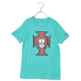 ナイキ NIKE ジュニア サッカー フットサル ライセンスシャツ FPF Y EVERGREEN CREST S/S Tシャツ 909854348