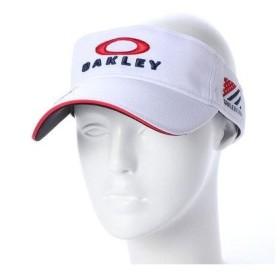 オークリー OAKLEY メンズ ゴルフ サンバイザー BG EMB VISOR 912038-100