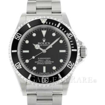 ロレックス サブマリーナ ノンデイト ランダムシリアル ルーレット 14060M ROLEX 腕時計