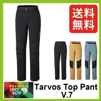 マウンテンハードウェア ターボストップパンツ V.7 | 正規品 | Mountain Hardwear パンツ ロング 男性 メンズ 撥水性 スト フェス