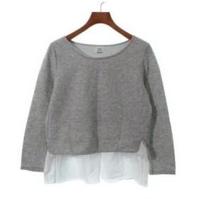 PLS+T  / プラステ Tシャツ・カットソー レディース