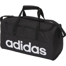 adidas(アディダス)スポーツアクセサリー ボストンバッグ 16 LIN TM BSTN S Z BFP13-AJ9927 S BLK/BLK/WHT