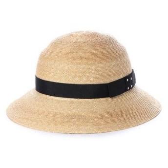 エヌティ NT(NUMBER TWENTY-ONE) 帽子 (NA/ブラック)