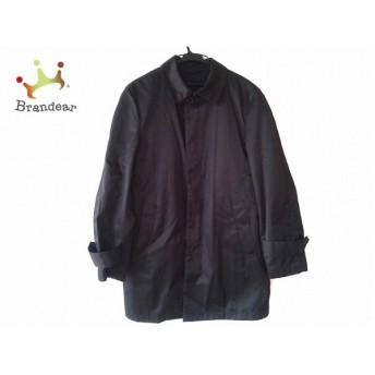 ザダファーオブセントジョージ コート サイズL メンズ 黒 冬物/ライナー付き スペシャル特価 20190906