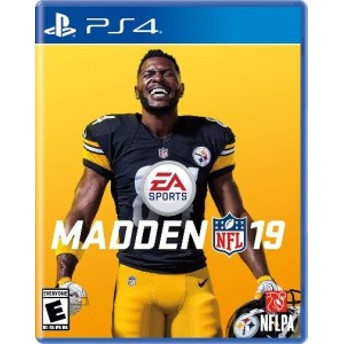 PS4 Madden NFL 19(マッデンNFL 19 北米版)〈Electronic Arts〉[新品]