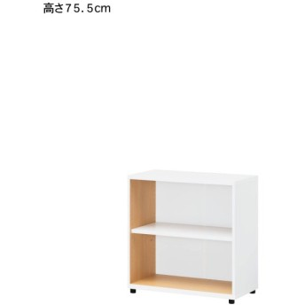 本棚 書棚 ブックシェルフ ベルメゾン ブックラック