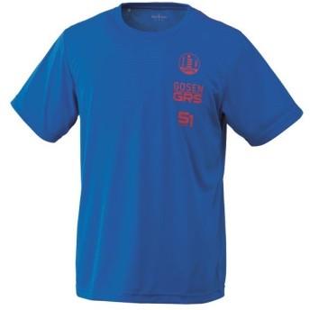 【2点までメール便送料無料】ゴーセン Tシャツ メンズ レディース UT1402-20