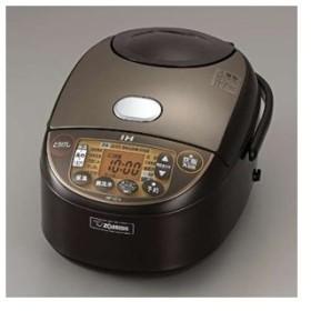 NP-VZ10-TA 象印 5.5合 IH炊飯器 極め炊き ブラウン