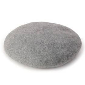3can4on サンカンシオン リブ付きベレー帽